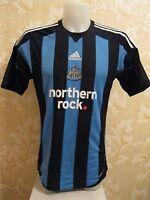 Newcastle United 2009/2010 Third Size S Adidas shirt jersey maglia Carroll era