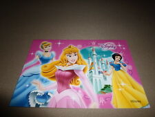 "Disney Princess Any Occasion Greeting Card~Made In The USA, 6 1/2"" X 4 1/2"", NEW"