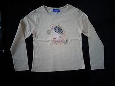 tee-shirt manches longues écru 6 ans La C° des Petits - comme NEUF juste lavé