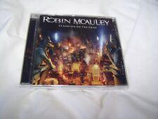 Robin McAuley - Standing on the Edge CD 2021 Hard Melodic Rock (MSG)