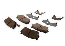 Disc Brake Pad Kit Front GEO Chevrolet Tracker 96 97 ACDelco 171-789 91173465 C4