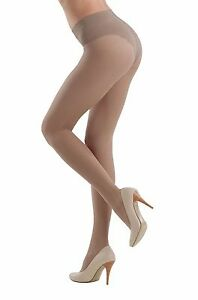 Conte TIGHTS Style 40 Den | Shaping Slimming PANTYHOSE with Decorative Top