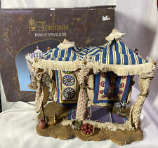 "Fontanini Heirloom ~ King's Pavilion #50508 ~ For 5"" Nativity IN BOX"