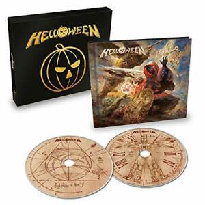 Helloween-Helloween -Digibook CD NEU