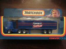 Matchbox Convoy CY24 CROOKES HEALTHCARE