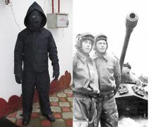 Big 52 Welding USSR tank man Fire Resistant uniform mask glove jacket trouser
