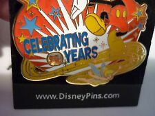 DISNEY MICKEY CELEBRATING SPINNER PIN SURPRISE YOU CHOOSE FUN PIN!!!