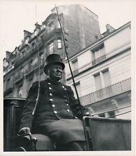 PARIS c. 1937 - Conducteur de Fiacre - DIV 11101