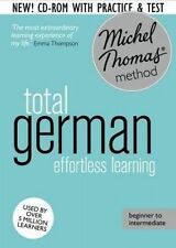 Total German Foundation Course: Learn German with the Michel Thomas Method by Michel Thomas (CD-Audio, 2014)