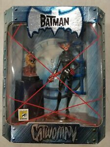 2005 ComicCon Exclusive The Batman Catwoman Toy