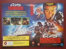 Cop Honour - Guild Home Video -  Promo Sample Video Sleeve/Cover #B2226