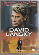 JOHNNY HALLYDAY DVD DAVID LANSKY *HONG KONG SUR SEINE* NEUF SOUS BLISTER