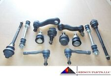 Kit Complete aftermarket front suspension steering joints rods link replacements
