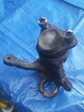 VW VANAGON PASSENGER RIGHT FRONT SPINDLE 80-85 Manual Steering