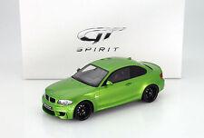 GT Spirit 2011 BMW 1M coupe E82 Mamba Green LE 504 pcs 1:18*New Item!