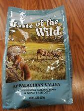 Taste of the Wild Appalachian  Small Breed Grain-Free Roasted Venison Dry 5 lbs.