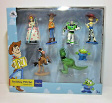 2019 Disney Park Toy Story Collectible Figures Set Playset Buzz Woody Bo Peep