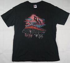 Rare Vintage WINTERLAND Pink Floyd The Wall Musical Tour T Shirt 90s SZ XL