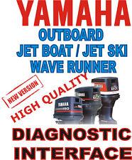 YAMAHA Marine Outboard Jet Boat Wave Runner diagnostic USB interface YDS