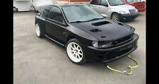 GC8 Aerosim WRC Wide Body Kit Subaru Impreza WRX STI Not 22B
