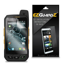 3X EZguardz LCD Screen Protector Skin Cover HD 3X For Sonim XP7 (Ultra Clear)