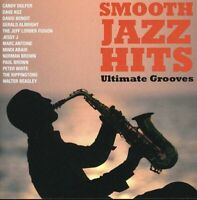 Various Artists - Smooth Jazz Hits: Ultimate Grooves [New CD]