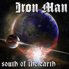 "Iron Man - South Of The Earth (NEW 2 x 12"" VINYL LP)"