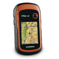 GARMIN eTrex 20 Handheld GPS Receiver Navigator 010-00970-10 BRAND NEW