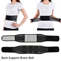 Waist Support Brace Belt Lower Back Magnetotherapy Pain Relief For Men Women