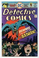 Detective Comics 451 Sep 1975 VF (8.0)