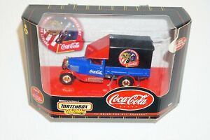 Matchbox-Collectibles-Coca-Cola-1932 Ford Model AA Memorial Day-1999