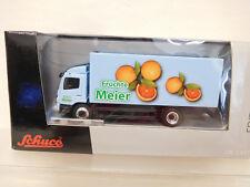 Esf-04620 SCHUCO h0 MERCEDES CAMION fruits Meier, très bon état