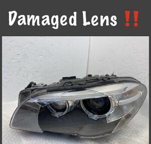 2014 2015 2016 BMW 5 Series 528i 535i 550i Driver Side HID Xenon Headlight OEM