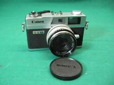 Canon Canonet GIII QL17 35mm Rangefinder Camera; tested and guaranteed