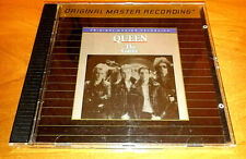 Queen - The Game MFSL 24Kt  Gold CD