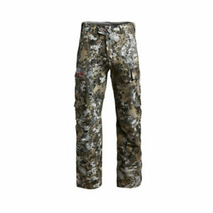 Sitka Gear Men's New 2021 Equinox Optifade Elevated II Pant 50261-EV  All Sizes
