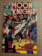 Moon Knight #18 April 1982 Marvel Comic Book