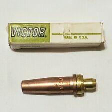 Victor 0 3 210m Propane Cutting Torch Tip Cst800 Ca1350 Ca1260 Ca270 0333 1975