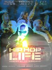Hip Hop Life, Rap DVD Rick Ross,Young Jeezy ,Fat Joe, G Unit Jadakiss, Rhymes