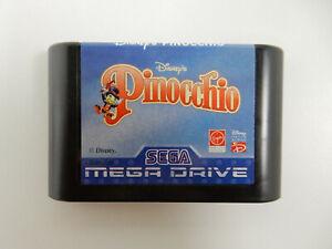 Pinocchio für Sega Mega Drive - PAL - nur Modul