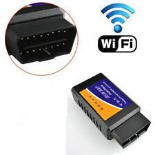 WiFi OBD2 ELM327 Car Code Scanner Reader Wireless Vehicle Diagnostic scan tool ~