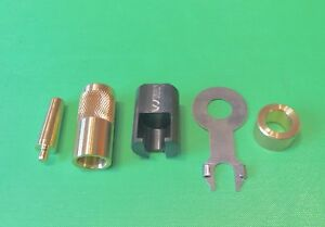 VW Audi OEM Engine Fuel Injector Removing And Installing Tool Set