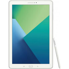 """Samsung Tab A 10.1"""" 16GB Tablet with 3GB RAM, Stylus & Android 6.0 in White"""