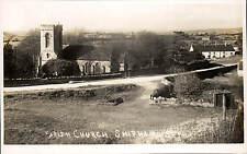 Shipham near Churchill & Cheddar. Parish Church.