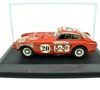 Model Car Ferrari 340 Mexico N.20 Scale 1/43 diecast vehicles Art Model
