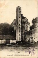 CPA BOUZILLE Vieille Tour de l'ancien Chateau de la Bourgonniere (606483)