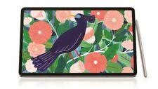 Samsung Galaxy Tab S7 SM-T870 Wifi 256GB / 8GB 2020 - Mystic Silver - AU Version