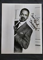 "Tim Reid ""Snoops"" TV actor Autographed Photograph"