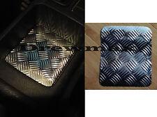 OPEL VECTRA A  TAPPETINO PORTAOGGETTI TUNING accessori opel matten aluminium