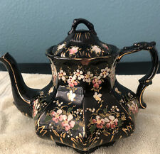 Vintage Beautiful SJB Teapot Made in England ,Never Been Used